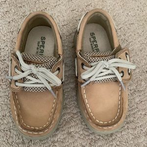 Sperry top siders toddler 7